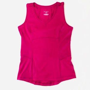 Tek Gear DryTek Workout Pink Athletic Top